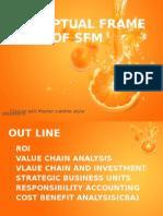 Conceptual Frame Work of SFM