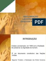 _DECLARAÇÃO dos direitos humanos