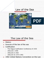 PP law of the sea