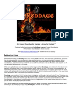 Shreddage Documentation