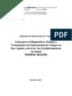 CHAGAS  MPPS  Venezuela  2007