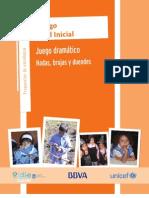 Cuaderno 3 El Juego Dramatico en El Nivel Inicial