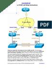 Cisco Basic CCNA Lab Setup Instructions