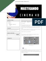 Mastigando Cinema 4D_ Iluminação - Objetos de Cena