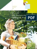 Brochure Sustainable Shopping Basket
