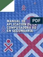 Manual Tecnico XO 1.5 Secundaria