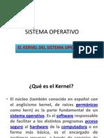 El Kernel SO