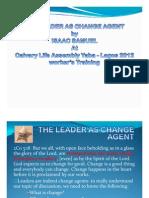 CLA- Change Agent