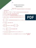 Teorie Si Aplicatii Ecuatia Dreptei