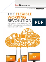 The Flexible Working Revolution