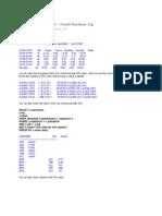 Monitoring CPU Usage