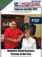 El Tiempo Hispano - Edición 06 de Abril 2012