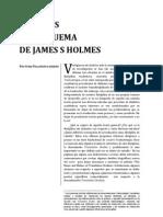 A través del esquema de James S. Holmes
