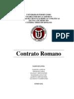 CONTRATO ROMANO