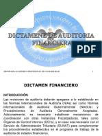 DICTAMEN FINANCIERO