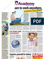 Article by Prof Nigam of Taxila Business School