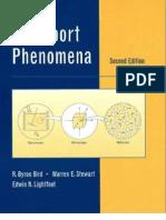 Transport Phenomena (R. Byron Bird, Warren E. Stewart & Edwi