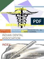 Indian Dental Association,