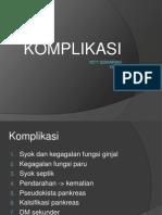 komplikasi skenario 7 pankreatitis