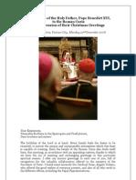 Address to Curia Dec 2008