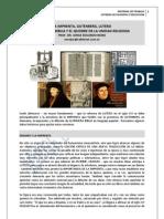 136. IMPRENTA, GUTENBERG, LUTERO Y LA BIBLIA