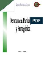 7318363 7 Democracia Participativa y Protagonica1