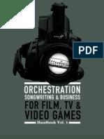 Berklee Orchestration Handbook