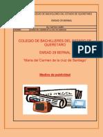 MEDIOS DE PUBLICACION