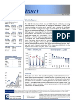 Weekly Review AKD Weekly May 11 2012