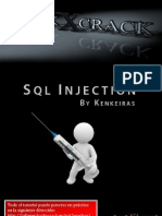 Hack x Crack SQL Injection