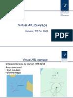 Virtual AIS Buoyage