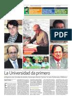 Resumen de prensa Jornadas de estudio y homenaje Ramón Carnicer 2012
