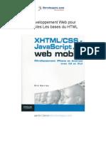 Dev Web Mobile Bases HTML