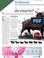 El futuro de la fiesta taurina (La Vanguardia, 18 de Octubre de 2009)