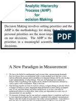 AHP 32 Slides