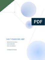Los 7 Pasos Del ABP. Modificado