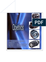 Objetivos para cámaras de 35mm