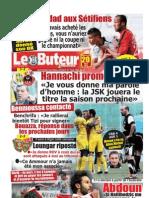 LE BUTEUR PDF du 20/05/2012