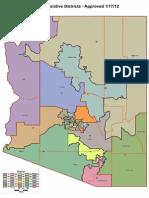 Final Legislative Districts - Statewide 8x11