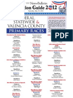 Election Guide 2012