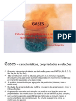 Aulas de Quimica - Gases