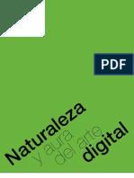 Naturaleza y Aura Del Arte Digital