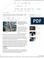 'Inversión en infraestructura se debe duplicar'_ CAF _ Economía _ Portafolio.co