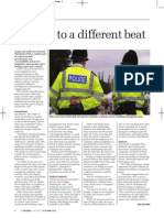 Greater Manchester Police Privatisation