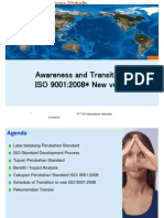 Awareness & Transition to ISO 9001_2008_rev02