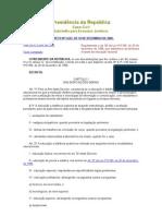 Ead Decreto 5.622, De 19 de Dezembro de 2005
