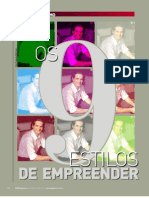 Em Pre Ended Ores - Os 9 Estilos de Em Preen Der