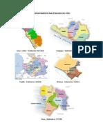 5 Departamentos Mas Poblados Del Peru