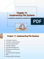 10 Implement File System