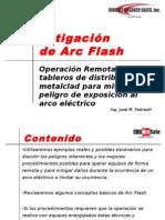 Mitigacion Arc Flash
